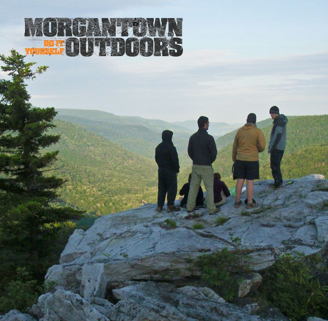 Morgantown Do It Yourself Outdoors Logo