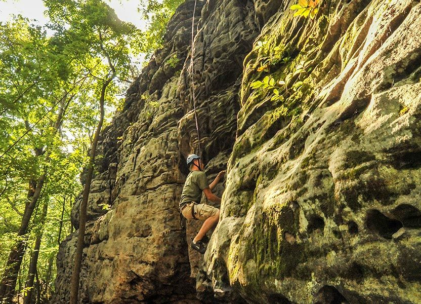 Explore Coopers Rock