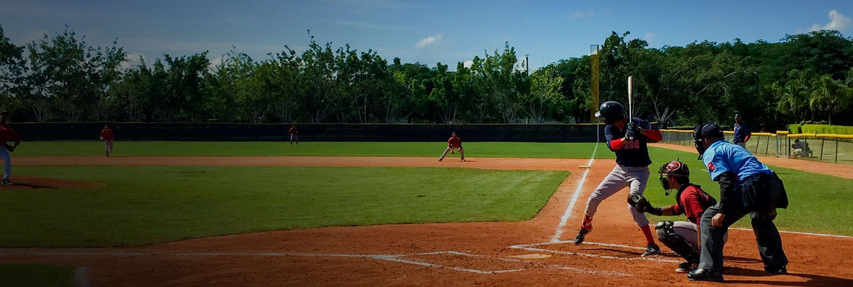 Baseball in the Dominican Republic hero image