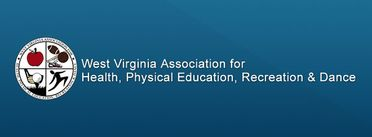 West Virginia Association for Health, Physical Education, Recreation and Dance Logo