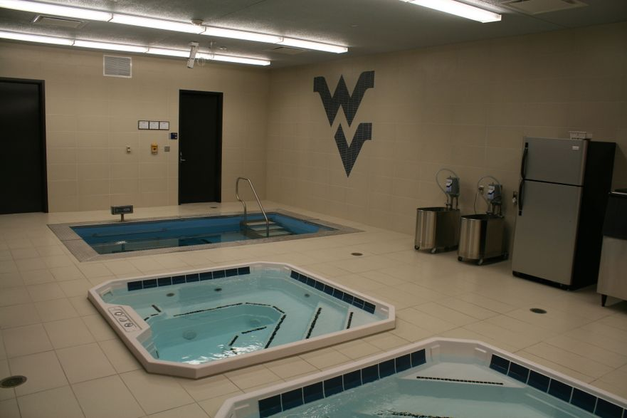 Basketball Practice Facility  College of Physical Activity and Sport Sciences  West Virginia