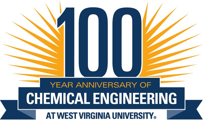 100th Anniversary of Chemical Engineering Logo