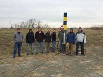 A photo of the Rocketry Team.