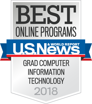 Best Online Programs - U.S. News & World Report - Grad Computer Information Technology 2018