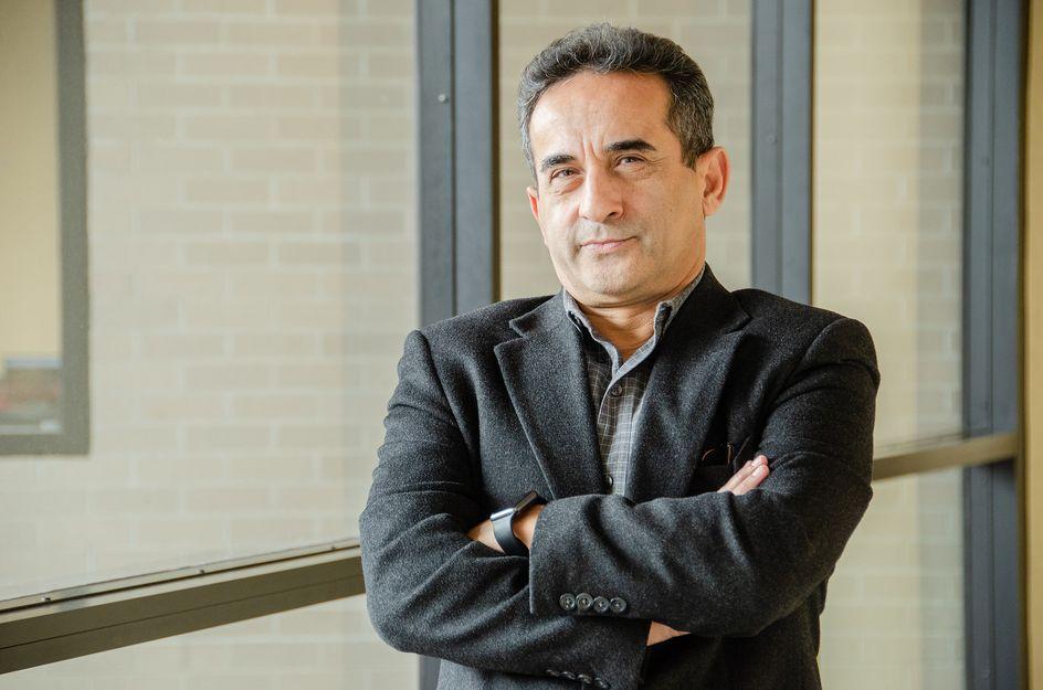 Shahab Mohaghegh headshot