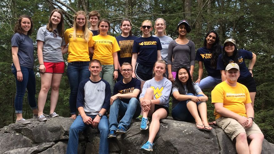 West Virginia University chapter of Engineers Without Borders