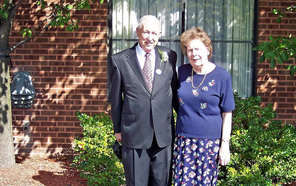 Maurice and JoAnn Wadsworth