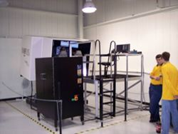 Aircraft Simulation Laboratories | Statler College of