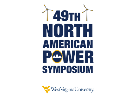 49th North American Power Symposium - WVU