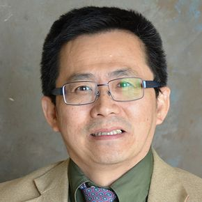 A portrait of Roger Chen