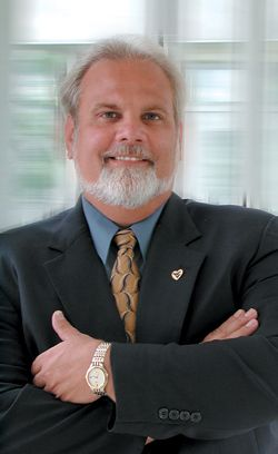 Glen H. Hiner Dean of the West Virginia University Benjamin M. Statler College of Engineering and Mineral Resources - Gene Cilento
