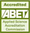 ABET-ASAC  - Accredited ABET Applied Science Accreditation Commission