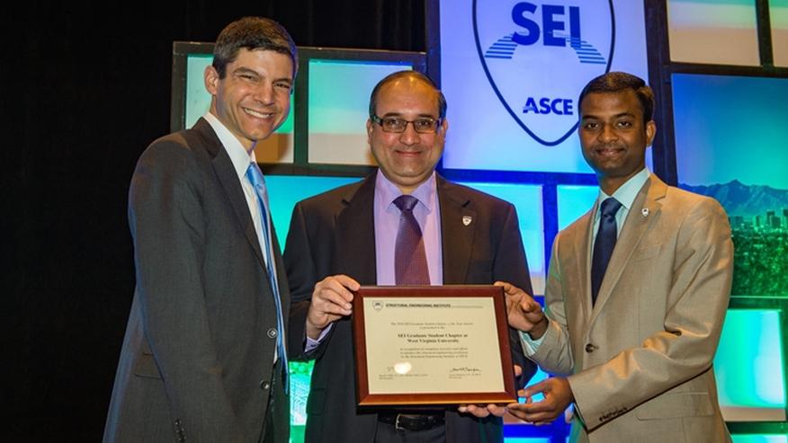 SEIGSC-WVU wins national award