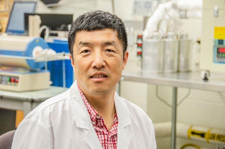A photo of Xingbo Liu.