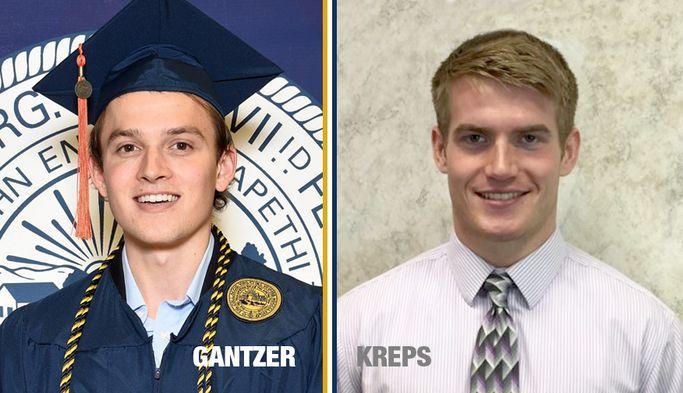 Tanner Gantzer and Sean Kreps