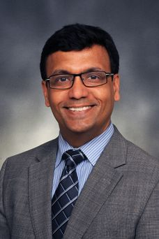 Partho Sengupta, Abnash C. Jain chair, chief of cardiology and director of the Center for Cardiac Innovation at the WVU Heart and Vascular Institute.