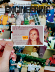Engineering West Virginia - Fall 2019 - Where are they now?