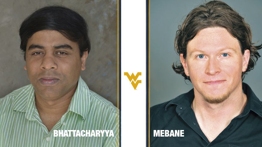 Photo of Bhattacharyya and Mebane