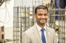 A photo of Praveen Majjigapu.