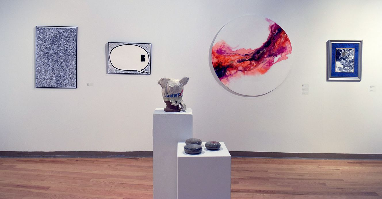 2017 WVU Juried Student Exhibition