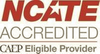 NCATE Accredited CAEP Eligible Provider