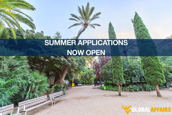 Applications are now open for summer programs!