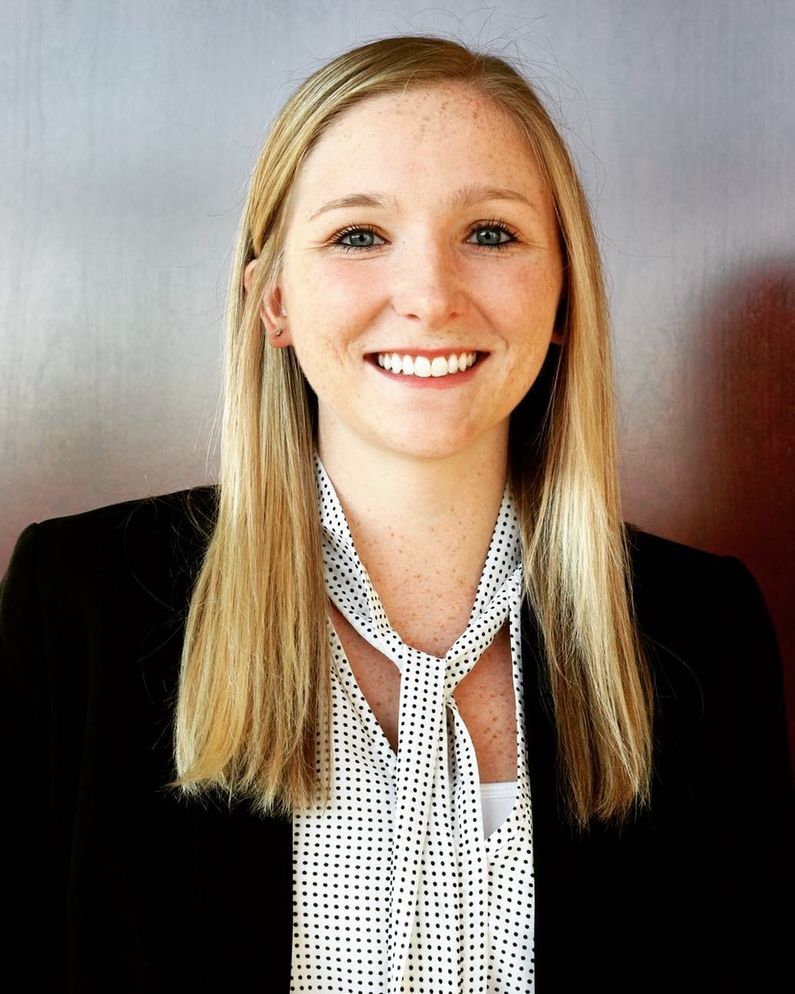 Haley Robb, Executive Alumni and Development Editor