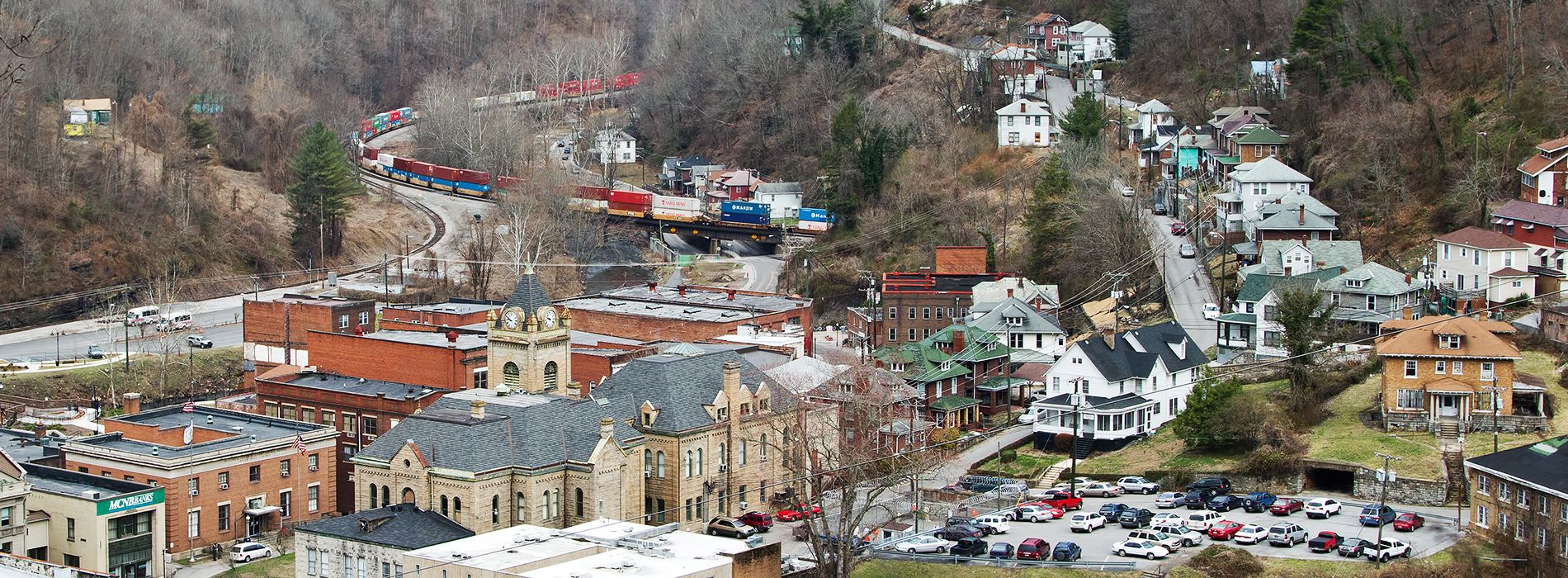 Welch, WV - Travis Dewitz