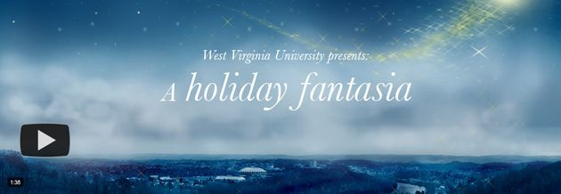 West Virginia University Presents a Holiday Fantasia