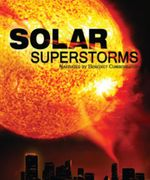 Solar Superstorms show poster