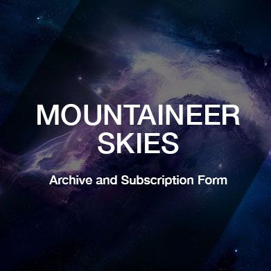 Mountaineer Skies