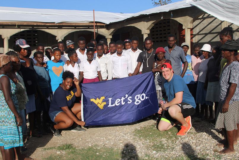 WVU Law Operation Haitian Christmas