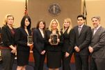 WVU College of Law team