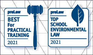 WVU Law - preLaw Magazine Best Law School 2021