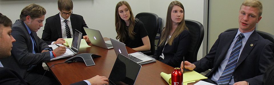WVU Law Entrepreneurship and Innovation Law Clinic Students