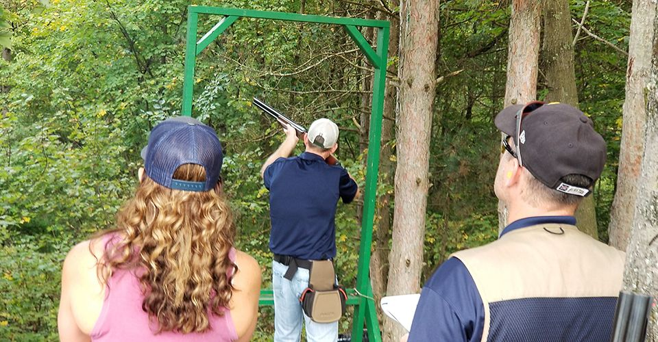 WVU Law - Charity Clay Shoot