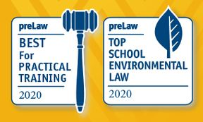 WVU Law 2020 preLaw best badges