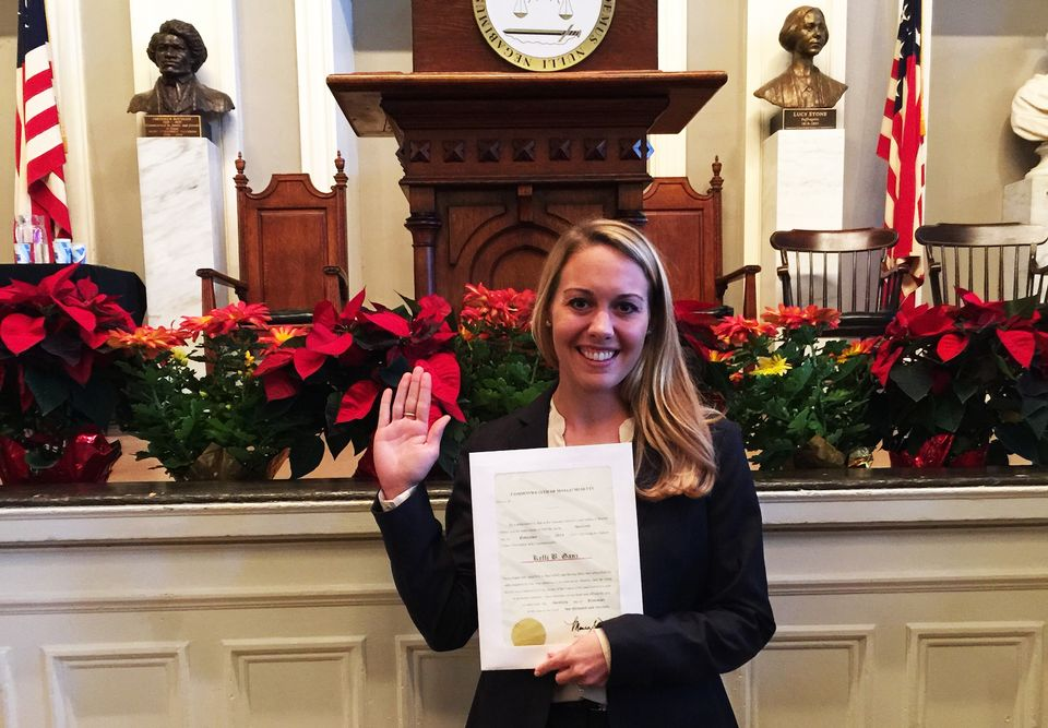 WVU Law 2014 Graduate Kelli Ganz Murray