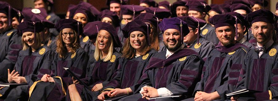WVU College of Law Commencement 2017