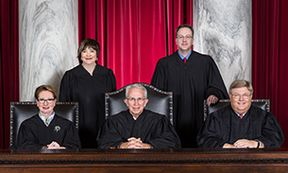 West Virginia Supreme Court to hear cases at WVU Law on March 1