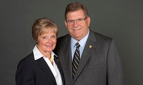 David and Susan Hardesty