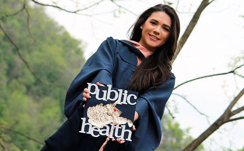 WVU Law Maggie Powers Public Health Master's Degree