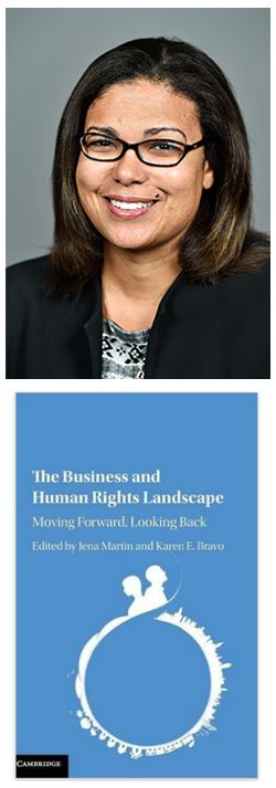 Jena Martin and The Business and Human Rights Landscape