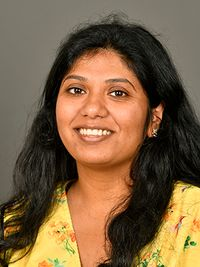 WVU Law Professor Priya Baskaran