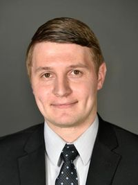 WVU Law Librarian Nicholas Stump