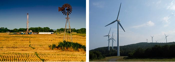 Windmills and Turbines