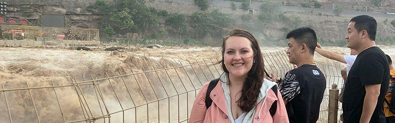 WVU Law student Emily Cramer