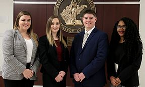 WVU Law ABA Labor and Employment Law Team 1