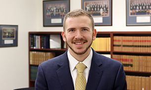 WVU Law - Quentin Collie vol. 22 West Virginia Law Review editor-in-chief