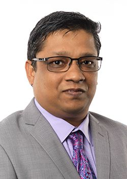 WVU Law 2020 McDougall Visiting Professor Saiful Karim
